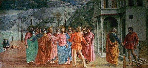 Masaccio - Wikipedia, la enciclopedia libre