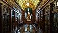 Masonic Hall - Hollender Room with statue of George Washington.jpg