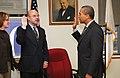 MassDOT Secretary Jeffrey Mullan Swearing In 2NOV09 (4072102112).jpg