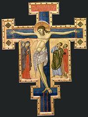 Crucifix du Maestro di San Francesco (Louvre)