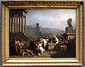 Mathieu van brée, vittime designate per il minotauro, bozzetto, 1815 ca.jpg
