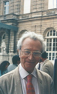 Mattei Dogan French sociologist