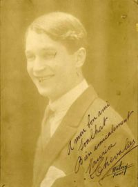 Maurice Chevalier, ca.1920