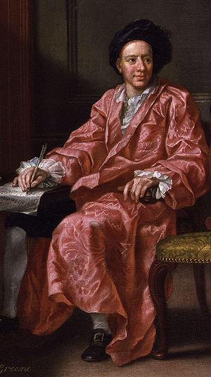 Greene, Maurice (1696-1755)