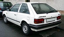 Mazda 323 rear 20080220.jpg