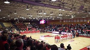 McCann Field House - McCann Arena