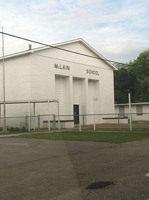 McLain, Mississippi - McLain Attendance Center