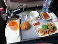 Meal on Eurostar (standard premier) (13229208505).jpg