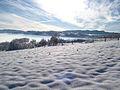 Medvednik - Pogled venca planina Povlen i Maljen 1.jpg