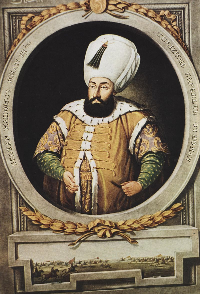 La Dinastía Otomana 800px-Mehmed_III