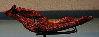 Mekosuchus - Mekosuchus inexpectatus mandible