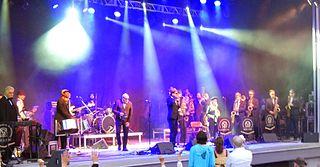 Northern Lights Festival Boréal Annual bilingual folk festival in Greater Sudbury, Ontario, Canada