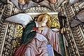 Melozzo da forlì, angeli coi simboli della passione e profeti, 1477 ca., chiodi e martello 02.jpg