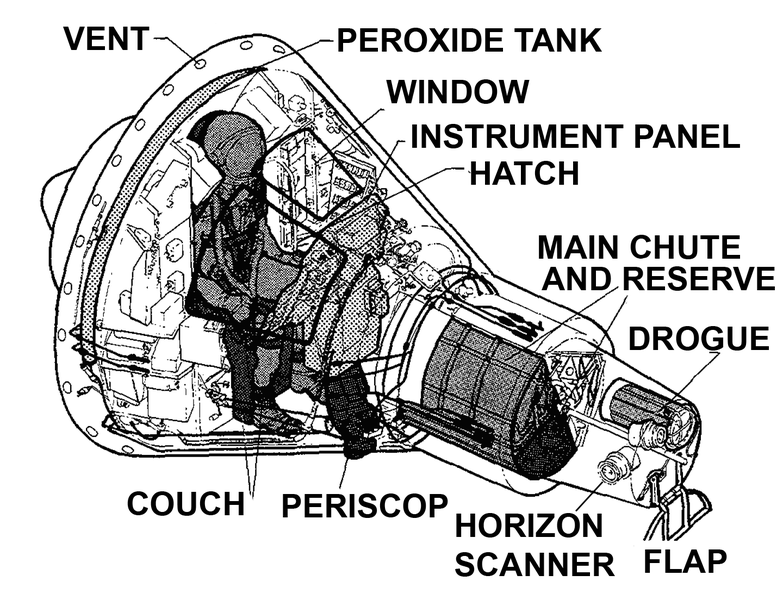 orion spacecraft cutaway - photo #30