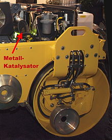 Metall Katalysator Wikipedia