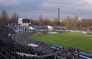 FC Dnipro - Old Stadium Meteor