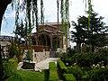 Meteora – Eingang zum Kloster Agios Stéphanos - panoramio.jpg