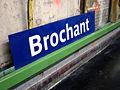Metro de Paris - Ligne 13 - Brochant 08.jpg