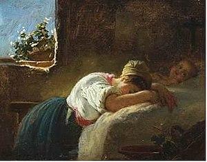 Ernst Meyer (painter) - Image: Meyer Interior