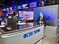 Michael Bennet with Reena Ninan on CBS.jpg