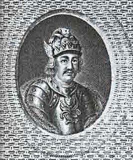 Mikhail of Vladimir Grand Prince of Kiev