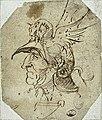 Michelangelo Buonarroti - Codex Vallardi 2491 r.jpg