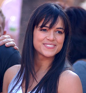 Michelle Rodriguez - Rodriguez in 2009