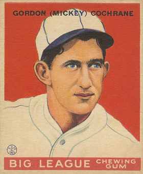 Image illustrative de l'article Mickey Cochrane
