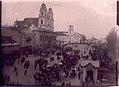 Miensk, Vysoki Rynak. Менск, Высокі Рынак (1901-11).jpg