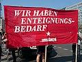 Mietenwahnsinn demonstration in Berlin 06-04-2019 05.jpg