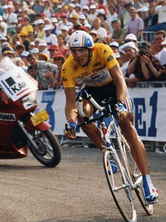 Miguel Induráin - Induráin at the 1993 Tour de France