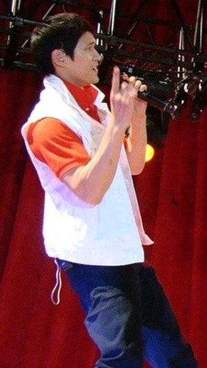 Mike Chang - Harry Shum, Jr. as Mike during Glee Live! In Concert!