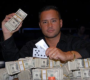2007 World Series of Poker results - Spegal at the 2007 World Series of Poker