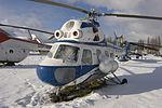 Mil Mi-2 at Ukraine State Aviation Museum - 2.jpg