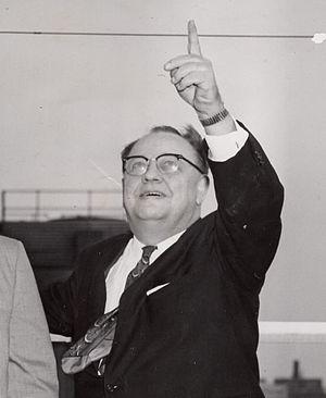 Milburn Akers - Milburn Akers in 1958