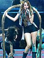 Miley Cyrus - Wonder World Tour - Party in the U.S.A (cropped).jpg