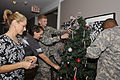 Military groups, local clubs decorate Fisher House for holidays 131202-N-PJ759-001.jpg