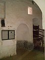 Minbar and mihrab of the mosque of the old ksar of Beni Abbes.jpg
