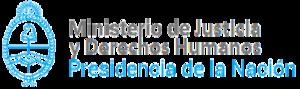Ministerio de justicia y derechos humanos argentina Logo del ministerio de interior y justicia