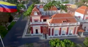 Miraflores Palace - Miraflores Palace, Caracas, Venezuela