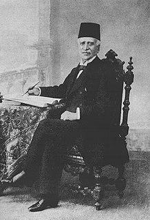 Mirza Malkam Khan Iranian diplomat
