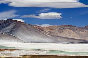 Antofagasta Region - Image: Miscanti Lagoon San Pedro de Atacama Chile Luca Galuzzi 2006