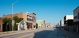 Missouri Valley, Iowa City in Iowa, United States