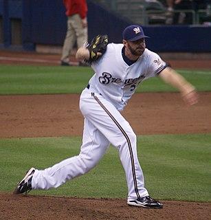 Mitch Stetter American baseball player & coach