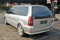 Mitsubishi Chariot Grandis MX GDI belakang, Semarang.jpg
