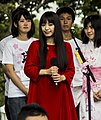 Miwa on August 30, 2014-TudeauCropped.jpg