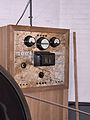 Molen De Leeuw, Deutz MIH 338 ruwoliemotor meterbord (1).jpg