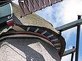 Molen De Traanroeier, Texel, kap.jpg