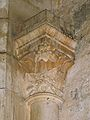 Molières (24) église chapiteau.JPG