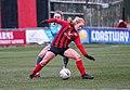 Mollie Rouse Lewes FC Women 2 London City 3 14 02 2021-380 (50943512148).jpg